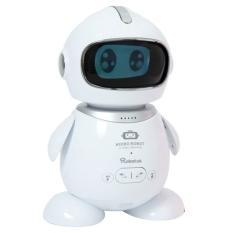 Đồ Chơi Robot Học Tiếng Anh Robotek Kidbo K100P – Màu Trắng
