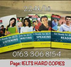 Get Ready for IELTS (Bán lẻ)