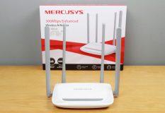 (Hàng loại tốt không lỗi) Thiết bị kích sóng wifi Mercury, bộ kích sóng wifi, cục hút sóng wifi, thiet bi kich song wifi Mercury 3 ăngten- Beekey Store