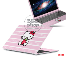 Skin laptop KITTY cho Macbook/HP/ Acer/ Dell /ASUS