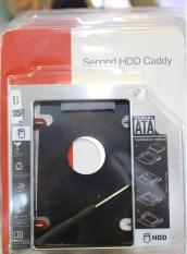 Caddy bay lắp thêm ổ cứng cho laptop – Caddy Bay dùng để gắn thêm ổ cứng thứ 2 cho laptop có ổ đĩa dvd