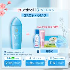 Gel sữa chống nắng Senka Perfect UV Milk 80ml