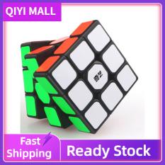 QIYI Đồ chơi Rubik khối lập phương ma thuật 3×3 bằng nhựa an toàn cho trẻ em, kích thước 5.6×5.6×5.6cm – INTL