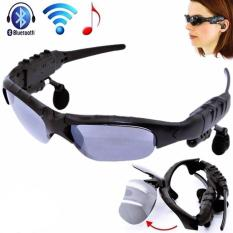 Mắt kính Bluetooth kiêm tai nghe, sành điệu, tiện lợi
