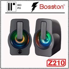 Loa Vi Tính Bosston Z210 – BH 1 Đổi 1 – 10 tháng + 2