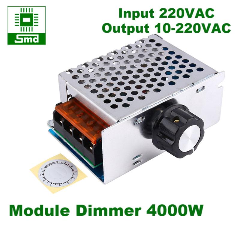 Module dimmer 4000W