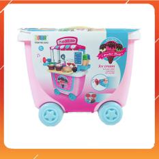 Đồ Chơi Noel – Quầy Xe Bán Kam Bowa – Đồ Chơi Trẻ Em Toy Mart