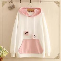 Áo hoodie thêu đầu thỏ cực chất – Áo khoác nỉ Unisex chui đầu dễ thương William's Store – NL95