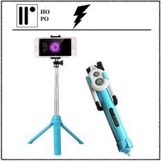 Tripod chụp hình selfie, Gậy tự sướng Bluetooth Tripod Xy-01, 3 in 1 Có chân đế – Thế Hệ mới