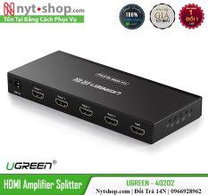 Bộ Chia 1 HDMI Ra 4 HDMI Chính Hãng UGREEN 40202 Cao Cấp
