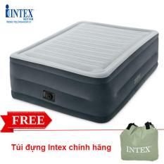 Giường hơi intex tự phồng công nghệ mới 1m52 INTEX 64418 – Nệm hơi, Đệm bơm hơi, Giường bơm hơi