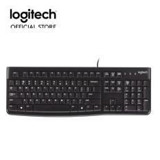 Bàn phím có dây Logitech K120 (Đen)