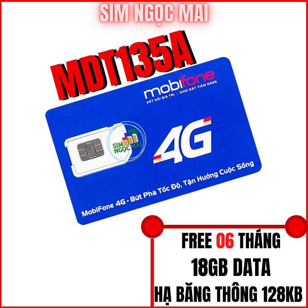 Sim 4G Mobi MDT135A Trọn Gói 06T ( 3gb/tháng) – Sim MDT135A – FREESHIP