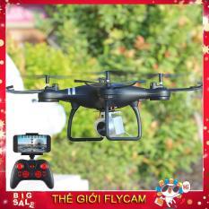 Flycam giá rẻ, Máy bay chụp ảnh từ xa, Flycam Phantom Y01 mini cao cấp, kết nối Wifi với điện thoại