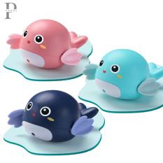 Đồ chơi bồn tắm – Cá heo lên cót tự bơi – Xả Kho