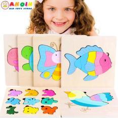 Đồ chơi tranh ghép nổi 3 chiều Montessori chọn hình cho bé, Đồ Chơi Gỗ MONTESSORI – Phát Triển Trí Tuệ Cho Bé Mầm Non 2 – 6 Tuổi, Đồ chơi gỗ – Đồ chơi trí tuệ – Đồ chơi thông minh cho trẻ, Shop Đồ Chơi Trẻ Em Thông Minh, An Toàn – AKOIN
