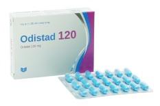 Odistad Stada 120mg-Hỗ trợ giảm cân an toàn hiệu quả hỗ trợ điều trị béo phì-Hộp 42 viên