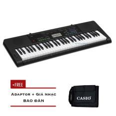 Đàn Organ Casio CTK-3400 kèm AD – Bao đàn ( CTK3400) – Việt Hoàng Phong