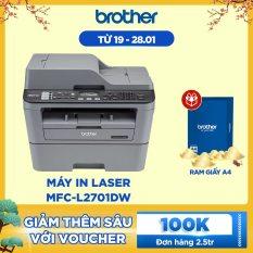 Máy in laser đa năng (có Fax) Brother MFC-L2701DW