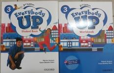 Bộ đầy đủ Everybody Up 3 2nd ( file nghe)