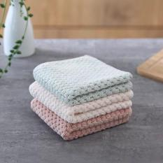 [SIÊU HOT] Set 5 khăn lau nhà bếp đa năng giá rẻ (MÀU NGẪU NHIÊN)