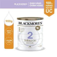 Sữa bột Blackmores Follow-on Formula cho trẻ 6-12 tháng tuổi lon 900g