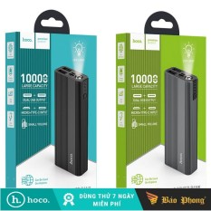Pin dự phòng HOCO J54 dung lượng 10.000mAh có đèn LED