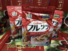 Ngũ cốc Nhật Bản CALBEE 800 gr – Date T5/2019