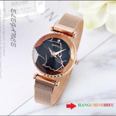 [ NEW_SANDA ] Đồng Hồ Nữ SANDA 249 Hàng Dây Lưới Cao Cấp Đồng hồ Thời trang Nữ Đẹp