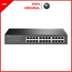 Switch 24 Port 1G TP-Link TL-SG1024D đã qua sử dụng