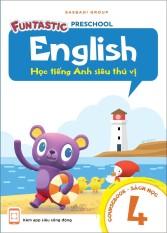Cá Chép – Học Tiếng Anh Siêu Thú Vị – Sách Học 4