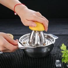 Dụng cụ vắt cam inox tiện dụng, dễ dàng sử dụng, sạch sẽ, an toàn cho người sử dụng