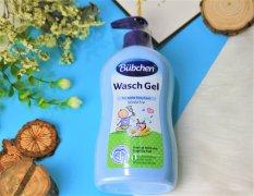 Bubchen – Sữa tắm gội sơ sinh Wasch Gel 400ml-44725, chăm sóc và bảo vệ da và tóc bé luôn khỏe mạnh, không làm cay mắt bé, không chứa mùi nhân tạo gây dị ứng