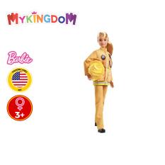 Búp Bê Nghề Nghiệp Barbie Kỉ Niệm 60 Năm – Lính Cứu Hỏa GFX29/GFX23