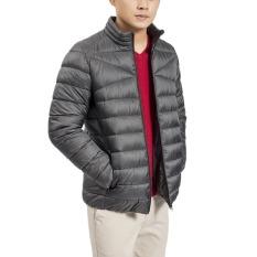 Áo Jacket trần bông Aristino AJK044W8 màu Đen 1