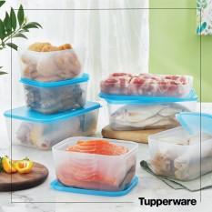 Tupperware chính hãng- Bộ hộp trữ đông Freezermate Fit Set 7 Tupperware