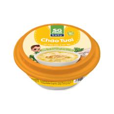 Cháo tươi Baby Sài Gòn Food Gà thảo mộc & Hạt sen 240g