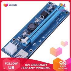 {9.9 Hot Sale Festival}Chỉ Thẻ 6pin PCI-E USB3.0 1x đến 16x Card Mở Rộng cho BTC Khai Thác Mỏ-quốc tế