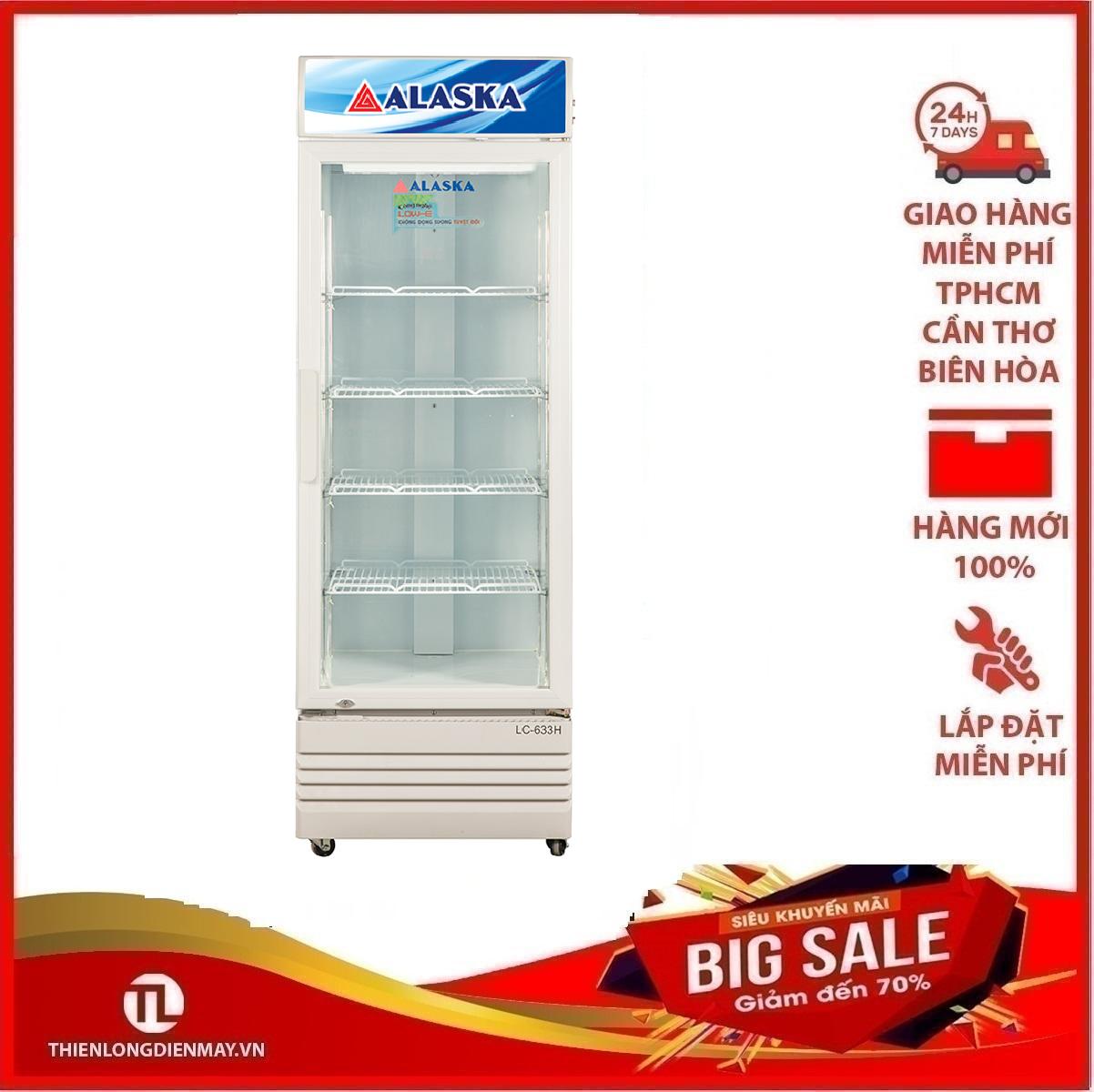 Tủ mát ALASKA 400 lít LC-633H