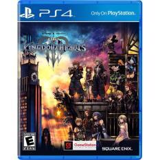 Đĩa Game PS4: Kingdom Hearts 3 – hệ US
