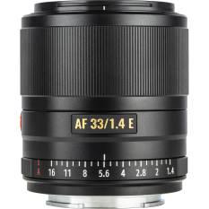 Ống kính Viltrox AF 33mm F1.4 for Sony và fujifilm (Bảo hành 12 tháng)