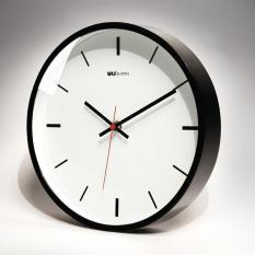 Đồng hồ treo tường màu đen đẹp, đơn giản