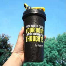 Bình Nước Tập Gym, Thể Thao Tổng DT 750ML Tiện Lợi Your Body