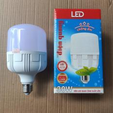 Bóng đèn led trụ chống ẩm 30W Điện Quang Model ĐQ LEDBU10 30765AW