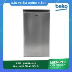 Tủ lạnh mini Beko 90 lít RS9050P (Đen)