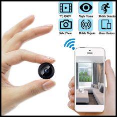 Camera Mini Không Dây MITOs WiFi HD 1080P, Máy Quay Phim Giám Sát An Ninh Phát Hiện Chuyển Động Tầm Nhìn Ban Đêm Tại Nhà
