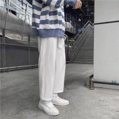 Quần dài kaki basic, JACKLANE, quần dài Hàn Quốc Jack Lane