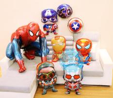 Bóng trang trí sinh nhật siêu nhân, siêu anh hùng (Size đại)