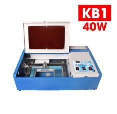 Máy Cắt Laser, Máy Khắc Laser 40W khổ 3020, Máy khắc laser KB1