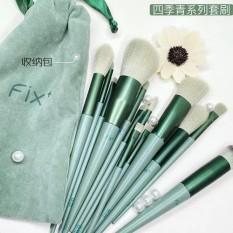 Bộ cọ trang điểm 13 món chuyên nghiệp kèm túi đựng màu sắc siêu xinh-Chổi cọ makeup